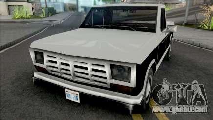Benson Pickup for GTA San Andreas
