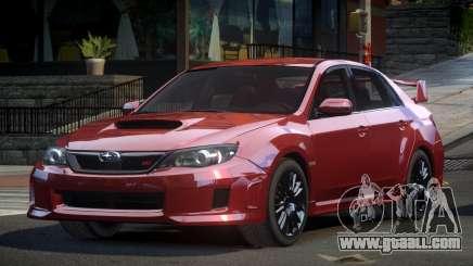 Subaru Impreza GST-R for GTA 4