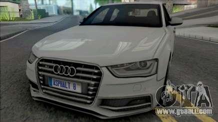 Audi S4 2013 for GTA San Andreas