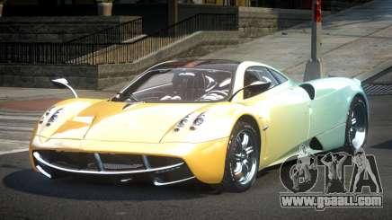 Pagani Huayra SP U-Style S7 for GTA 4