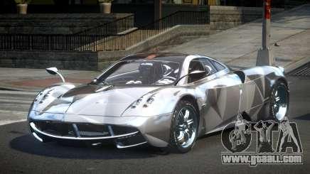 Pagani Huayra SP U-Style S10 for GTA 4
