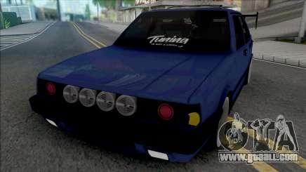Tofas Dogan Drag for GTA San Andreas