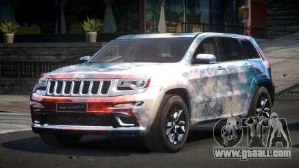 Jeep Grand Cherokee SP S5 for GTA 4