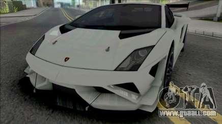 Lamborghini Gallardo LP570-4 Super Trofeo for GTA San Andreas