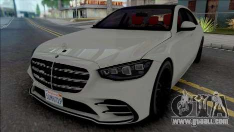 Mercedes-Benz S-Class W223 for GTA San Andreas