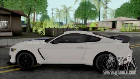 Ford Mustang Shelby GT350R 2016 (Real Racing 3) for GTA San Andreas