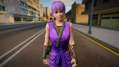 Dead Or Alive 5 - Ayane (Costume 2) 8 for GTA San Andreas