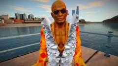 Dead Or Alive 5 - Zack (Costume 3) 1 for GTA San Andreas