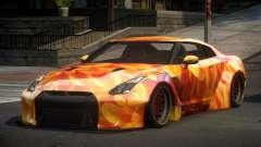 Nissan GTR FLS S8 for GTA 4