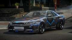 Nissan Skyline R34 PS-I S5 for GTA 4