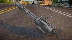 Remastered minigun