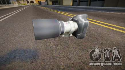 Quality Camera for GTA San Andreas