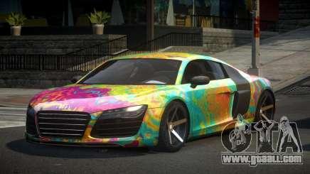 Audi R8 SP-U S2 for GTA 4