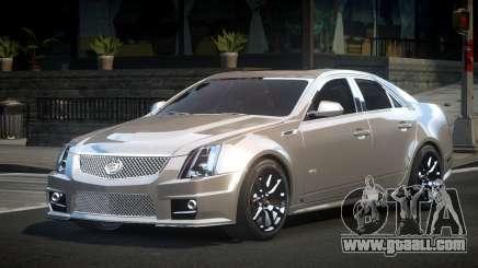 Cadillac CTS-V Qz for GTA 4