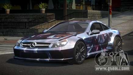 Mercedes-Benz SL65 U-Style PJ4 for GTA 4
