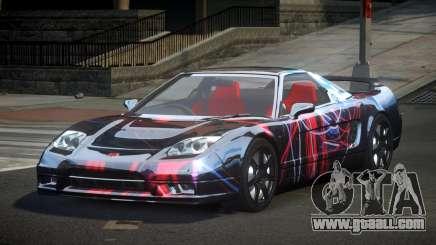 Honda NSX GS S3 for GTA 4