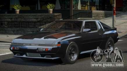 Mitsubishi Starion SP-U for GTA 4