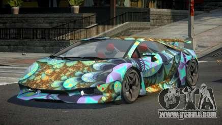 Lamborghini Sesto Elemento PS-R S6 for GTA 4