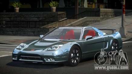 Honda NSX GS for GTA 4