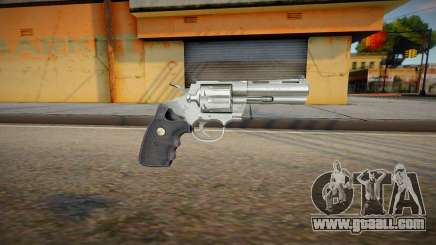 Colt Python 357 Magnum (Icon) for GTA San Andreas