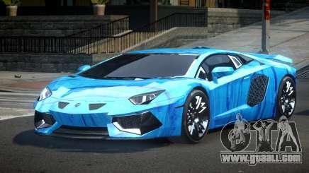 Lamborghini Aventador PSI Qz S6 for GTA 4