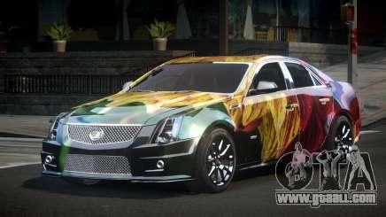 Cadillac CTS-V Qz S5 for GTA 4