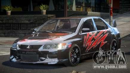 Mitsubishi LE IX S1 for GTA 4