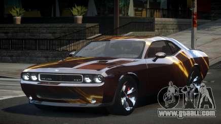 Dodge Challenger SRT US S10 for GTA 4