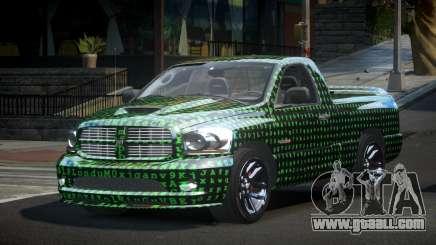 Dodge Ram BS-U S5 for GTA 4