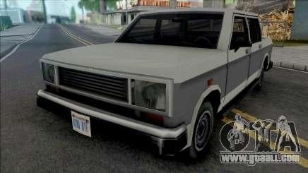 Bobcat XL (Double Cab) for GTA San Andreas