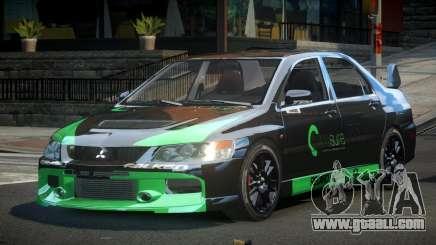 Mitsubishi LE IX S2 for GTA 4