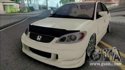 Honda Civic VTEC 2 CFZ for GTA San Andreas