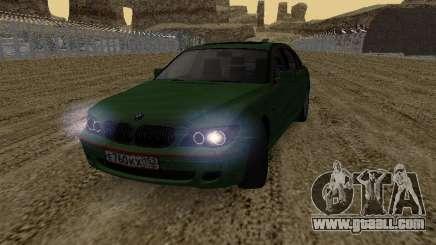 BMW 760LI EKH152RUS [Recycling] for GTA San Andreas