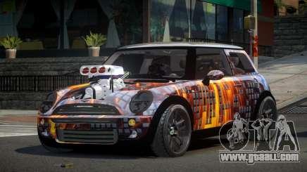 Mini Cooper Custom S5 for GTA 4