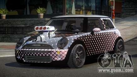 Mini Cooper Custom S6 for GTA 4