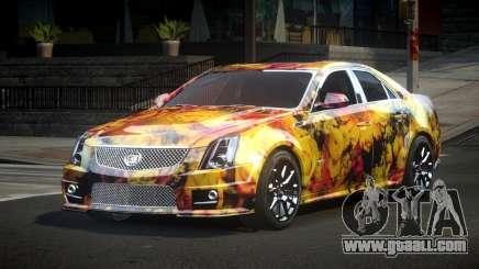 Cadillac CTS-V Qz S9 for GTA 4