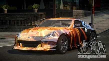 Nissan 370Z GT-S S7 for GTA 4