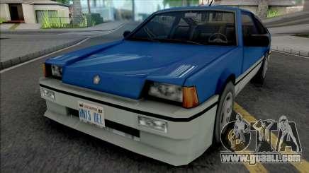 Blista GPX for GTA San Andreas