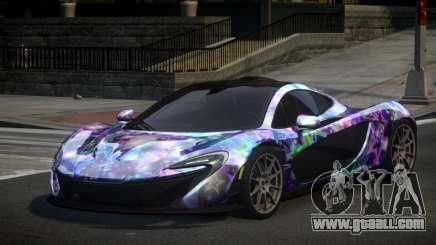 McLaren P1 Qz S2 for GTA 4
