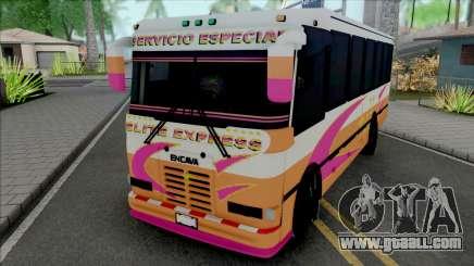 Encava ENT-610 Elite Express for GTA San Andreas