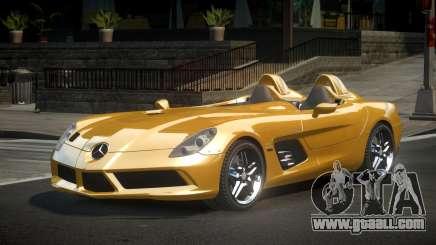 Mercedes-Benz SLR PSI for GTA 4