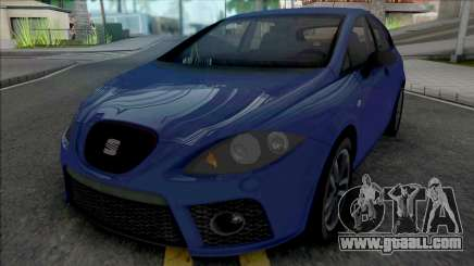 Seat Leon Cupra 2007 for GTA San Andreas