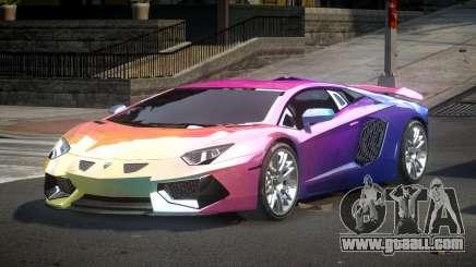 Lamborghini Aventador PSI Qz S10 for GTA 4