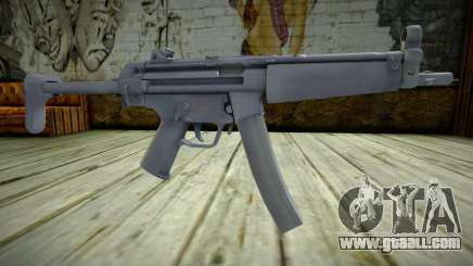 Quality MP5 for GTA San Andreas