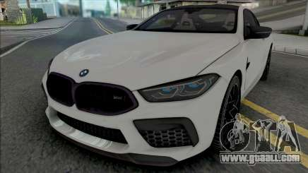 BMW M8 Competition [HQ] for GTA San Andreas