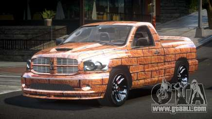 Dodge Ram BS-U S1 for GTA 4