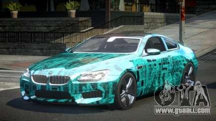 BMW M6 F13 Qz PJ7 for GTA 4