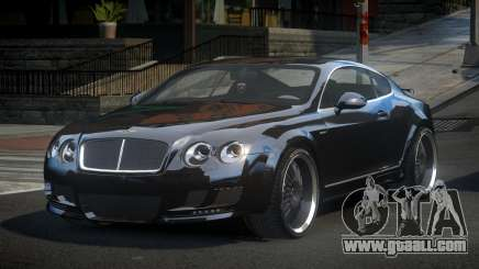 Bentley Continental ERS for GTA 4