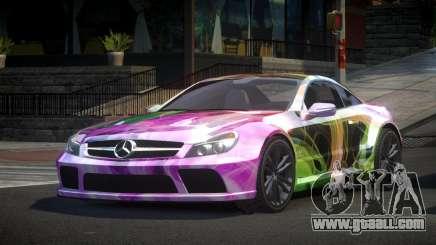 Mercedes-Benz SL65 U-Style PJ10 for GTA 4