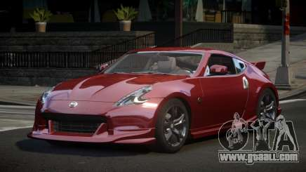 Nissan 370Z GT-S for GTA 4